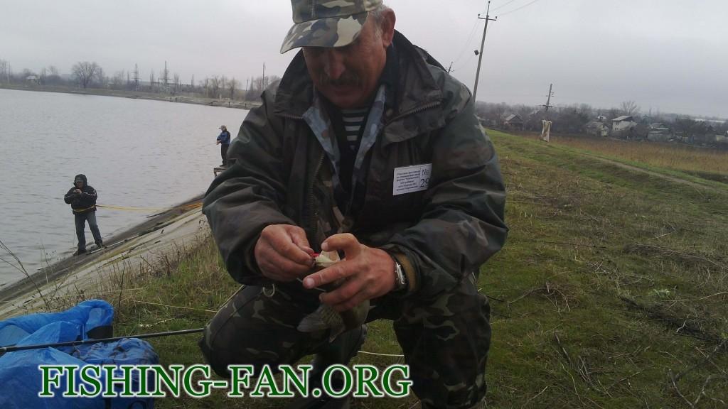 ловля судака весной на спиннинг в Донецкой области