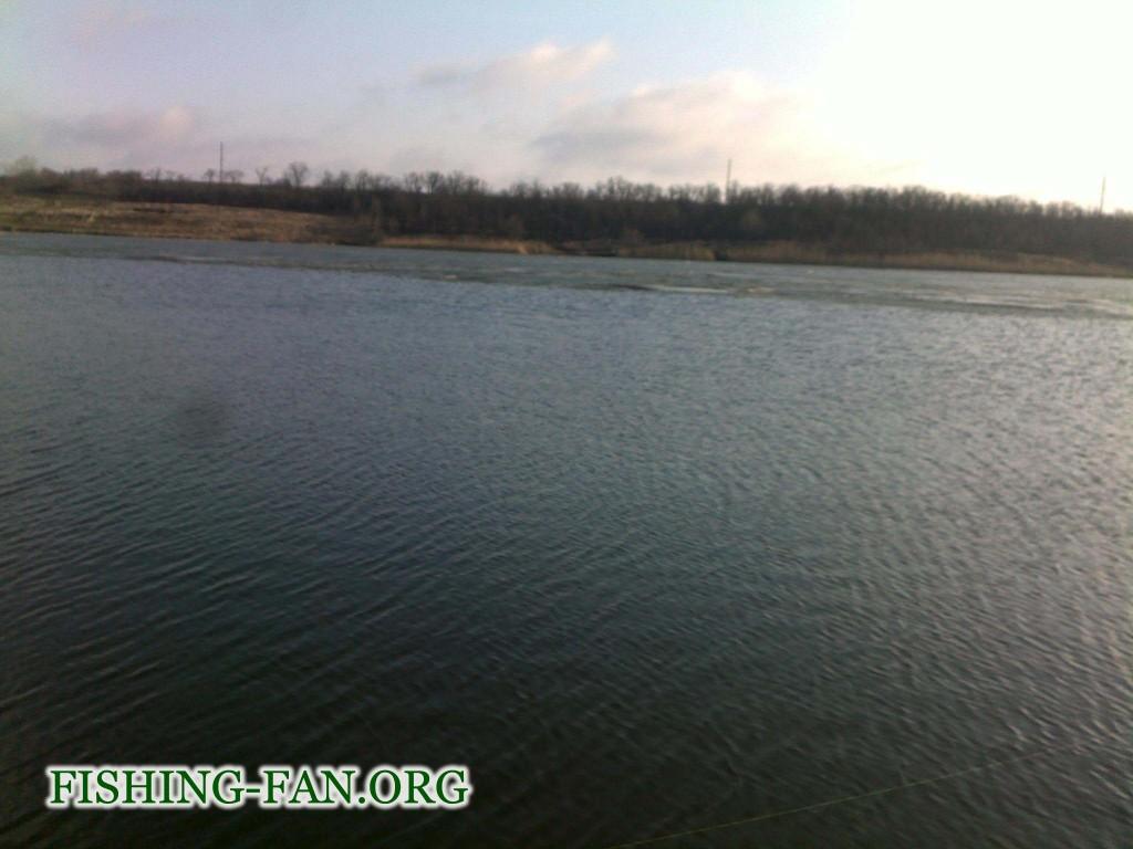Рыбалка со спиннингом весной