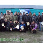 """Отчет о первом фестивале спиннингистов форума """"Красногоровских рыбаков""""."""