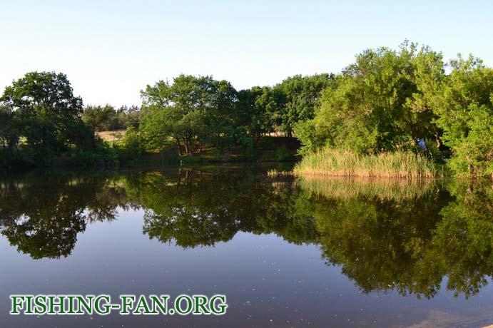 рыбалка на спиннинг на реках Донецкой области