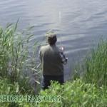 Дневник рыбака 12 05 12 г. Ловля щуки, судака и окуня на реке Мокрые Ялы в конце весны.