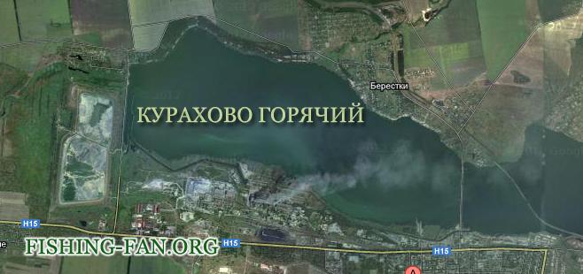 второй фестиваль по спиннинговой ловле в Донецкой области