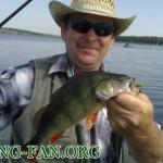 Дневник рыбака 21 07 2012г. Есть еще крупный окунь на спиннинг в Донецкой области. Отличная рыбалка.