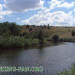 Дневник рыбака 1 07 12 г. Поиски новых мест для ловли голавля спиннингом на реке Кальмиус.