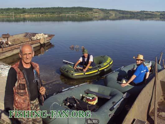 рыбалка летом на карловке на спиннинг в Донецкой области