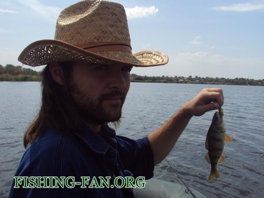 Ловля окуня и щуки спиннингом с лодки