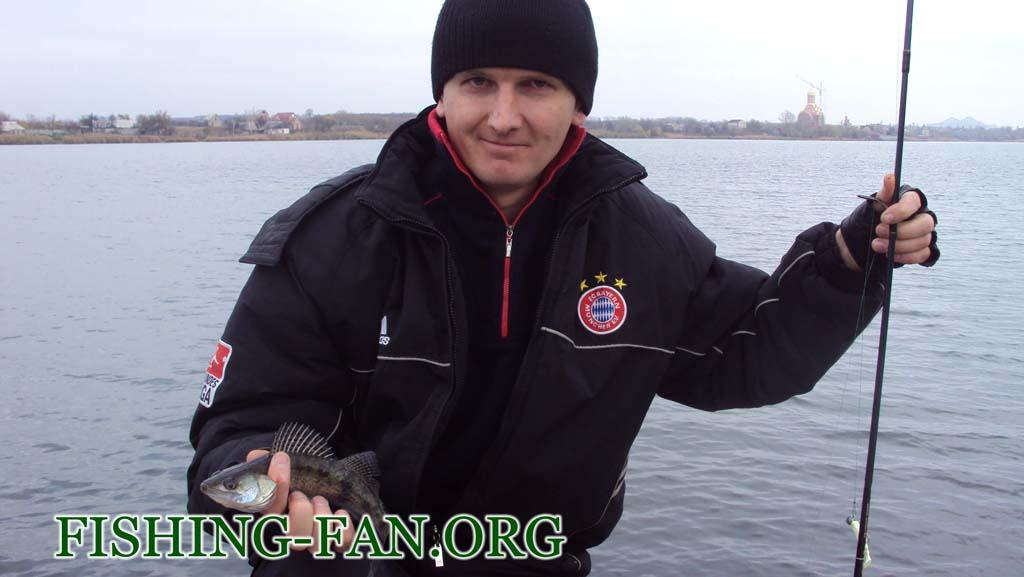 судак на спиннинг осенью в Донецкой области. Отчет с третьего фестиваля по спиннинговой ловле