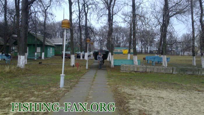 Ловля щуки на Курахово в декабре