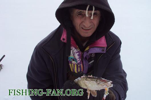 Ловля щуки на балансир. Зимняя рыбалка на р.Сухие Ялы