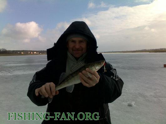 Рыбалка в Донецкой области