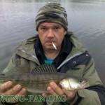 Дневник рыбака 24 03 2013 г. Рыбалка весной.Ловля окуня и судака в конце марта на спиннинг.