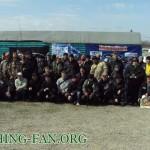 Отчет о IV фестивале форума Красногоровских рыбаков, проходившем 6 апреля 2013 года на водоеме Георг...