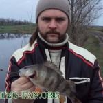 Дневник рыбака 13 04 13 г. Ловля судака и окуня на спиннинг в середине апреля.