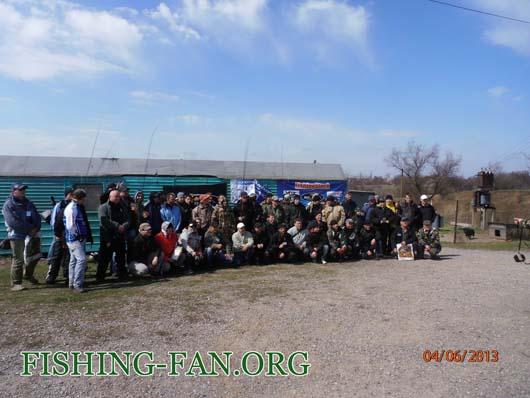 IV фестиваль по ловле спиннингом форума Красногоровских рыбаков