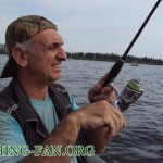 Дневник рыбака 31 05 13 г. Ловля на спиннинг с лодок на Кураховском водохранилище.