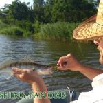 Дневник рыбака 11 06 13 г. Спонтанный выезд на рыбалку со спиннингом – водоем с. Константиновка.
