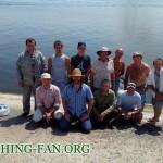 Отчет о фестивале по ловле хищника на спиннинг с лодок «Кураховский окунь – 2013»