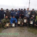 Отчет о VІ фестивале форума Красногоровских рыбаков по береговому спиннингу проведенном на водоеме Г...