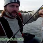 Дневник рыбака 28 09 13г. Ловля судака и окуня на спиннинг с лодок в конце сентября.
