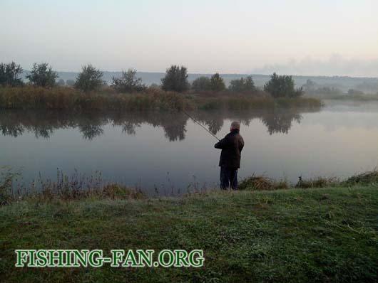 ловля щуки на реке Сухие Ялы