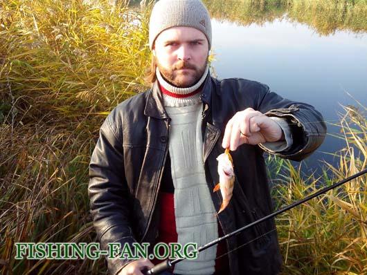 ловля щуки и окуня на реке Сухие Ялы