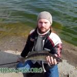 Дневник рыбака 13 10 13г. Спонтанный выезд на рыбалку со спиннингом.