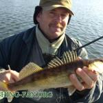 Дневник рыбака 09 11 13г. Закрытие сезона ловли хищника на спиннинг с лодок.