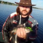 Дневник рыбака 26 06 14г. Ловля судака спиннингом на водоемах Донецкой области