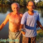 Дневник Рыбака, из неопубликованного. Рыбалка в России на реке Кубань.